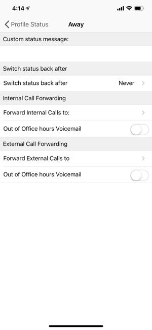 mobile-app-status-options
